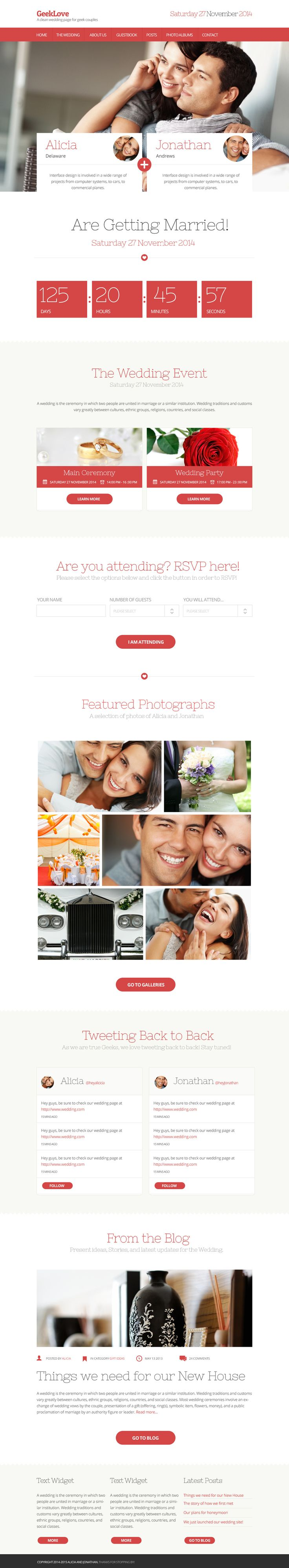 277 best WordPress Themes images on Pinterest | Website ideas ...