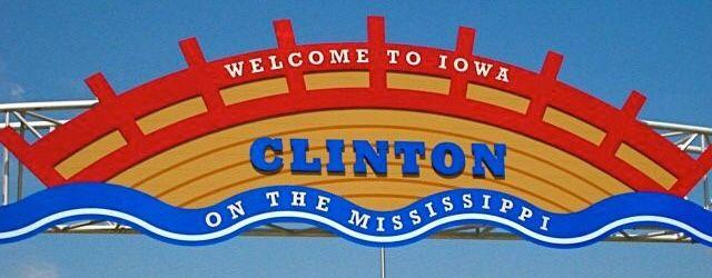 Pin On Clinton Iowa