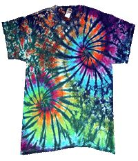 Tiedye Tshirts DYEMASTERS - Tie Dye Tshirts, Tie-dye tapestry, tidyed artwork, 100% custom shirts made to order, peace, love, and tie dye!