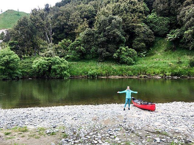 Enjoy the Whanganui River this summer. We bet you'll feel like this when you're done exploring! #visitwhanganui Pic Credit: @mel_curnick  http://ift.tt/2963kW8 . . . . #whanganui #newzealand #wanganui #northisland #westcoast #travelnz #visitnewzealand #newzealandbeauty #whanganuiriver #nzmustdo #kiwi_photos #kiwipics #travelgram #lonelyplanet #nz #mustdonz #river #beautiful #happy #travel #igtravel #instatravel #purenewzealand