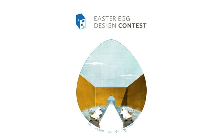 The Architect in the Egg's Mind _ competition Archdaily | Ana Malaianu | 2016