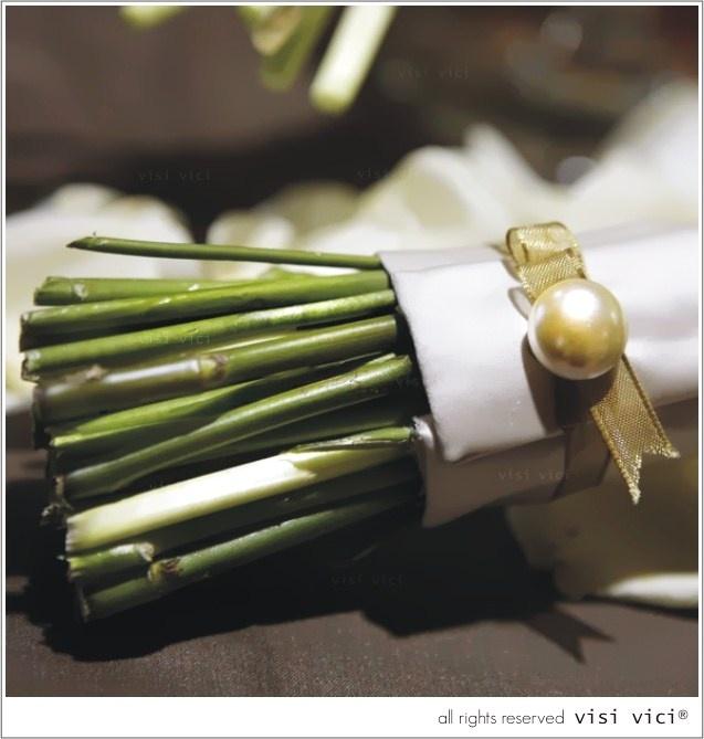 Wedding bouquet | pearl