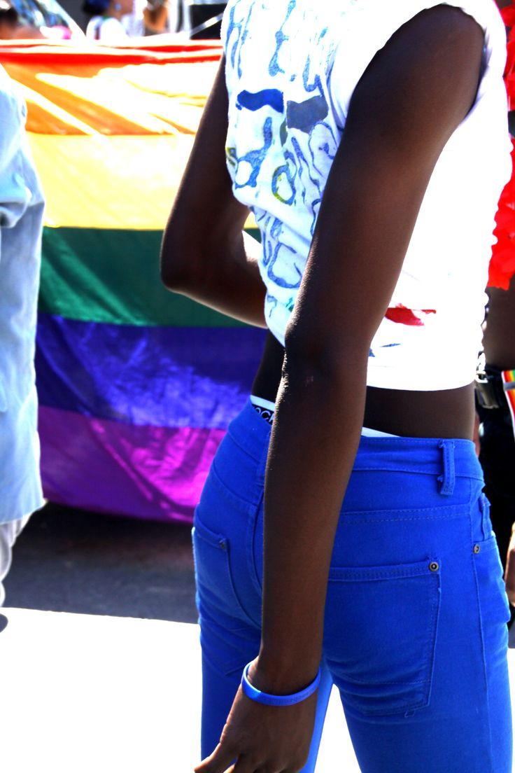 Gay Pride Parade - Cape Town, South Africa (photographed by Melanie Widan)
