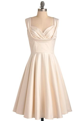 Aisle Be There Dress, #ModCloth