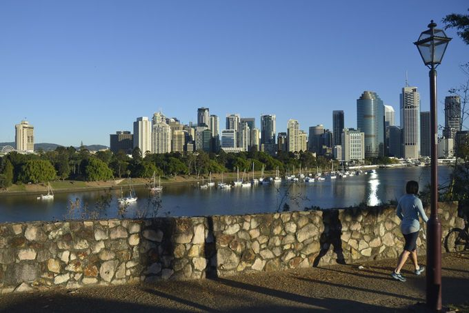 Kangaroo Point City Walk | Brisbane Walks | Must do Brisbane