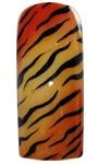 tiger stripes - NAILS Magazine