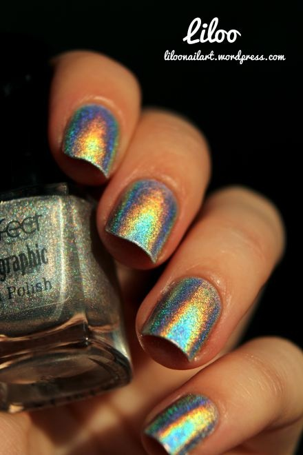 Vernis holographiques - Perfect - H2