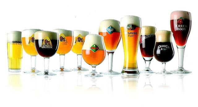 Visit Belgium for the Beer: taste Palm, Westmalle, Kriek, Pêcheresse, etc. #dolcelahulpe
