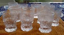 12 Mint Midcentury Modern Iittala Finland Aslak Schnapps Liquor Glass Wirkkala