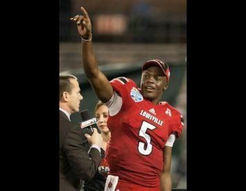 NCAA: Louisville Cardinals QB Teddy Bridgewater to Enter 2014 NFL Draft