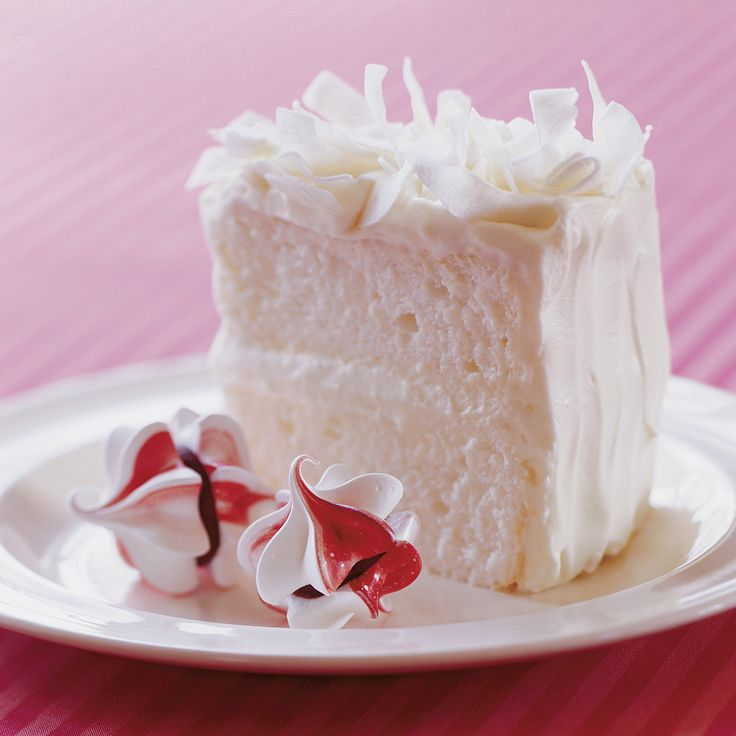 Thanks to the coconut flavor, this cake will whisk you away to a warmer, tropical climate.
