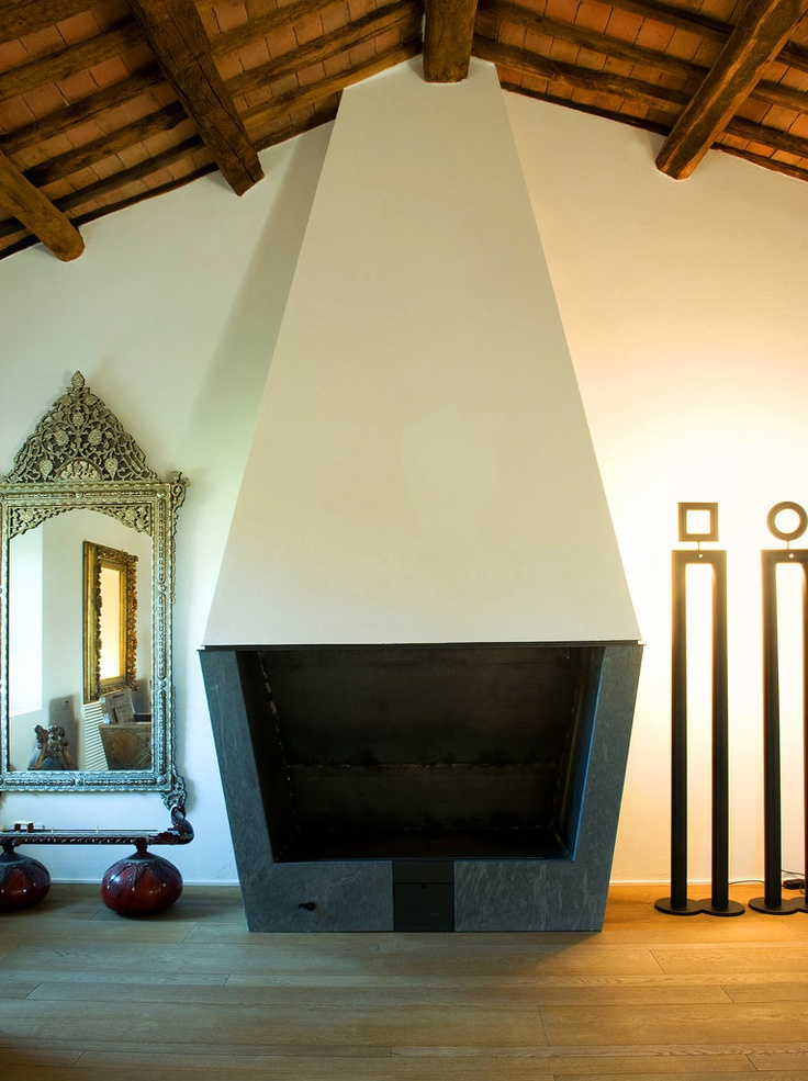 45 best fireplace images on Pinterest | Fireplace ideas, Fireplace ...