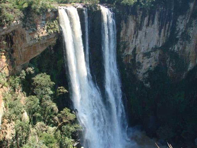 Parque Estadual de Vila Velha - Ponta Grossa – Paraná