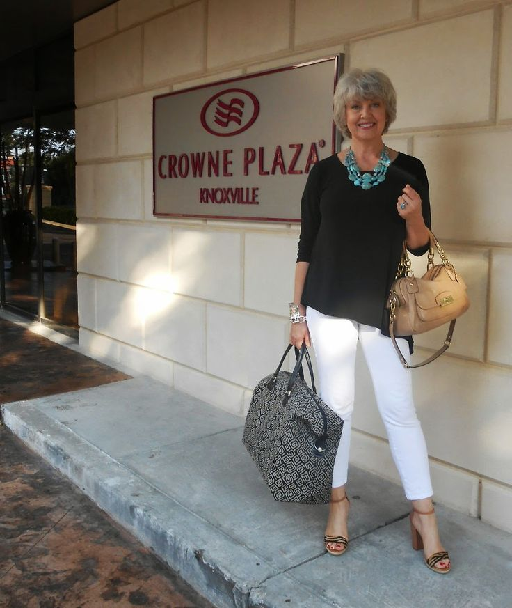 Fifty, not Frumpy: Wear It Wednesday - Packing