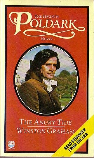 Winston Graham THE ANGRY TIDE (BBC-TV)<BR>  . .Fontana rpt.1983 (448pp) front cover image