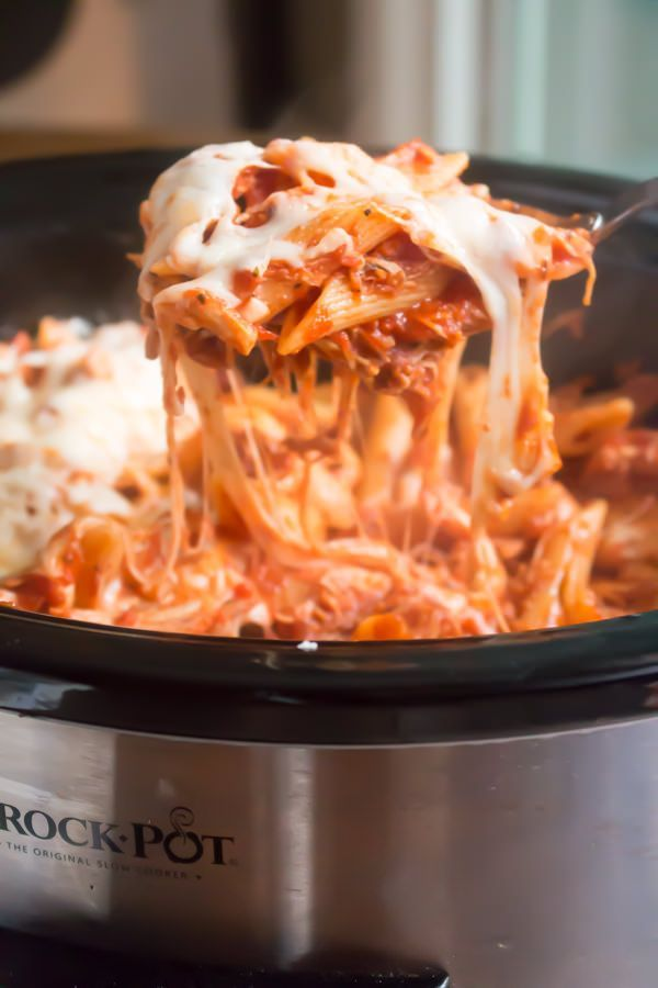 Today I'm sharing this easy recipe for Slow Cooker Chicken Parmesan and Pasta. My mom would always slow cook her sauce with meat all-day, she would be stirring her sauce on the stove-top often during...