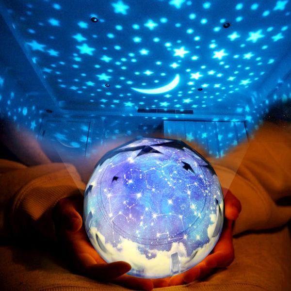 Star Night Light Baby