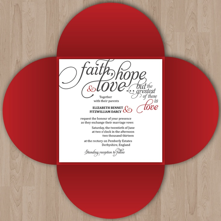 17 Best images about Wedding card – Bible Verses for Wedding Invitation Cards