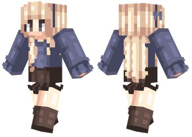Apple Cake Minecraft Outfit