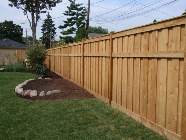 45 Easy And Inexpensive Privacy Fence Design Ideas Cheap