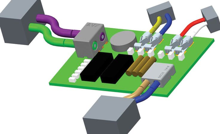 Naked Connectors Provide Critical Design Solutions for Smarter, Smaller Appliances