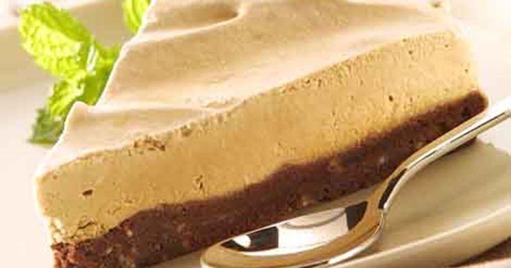 Kaffeelskere vil være vilde med denne dessert!