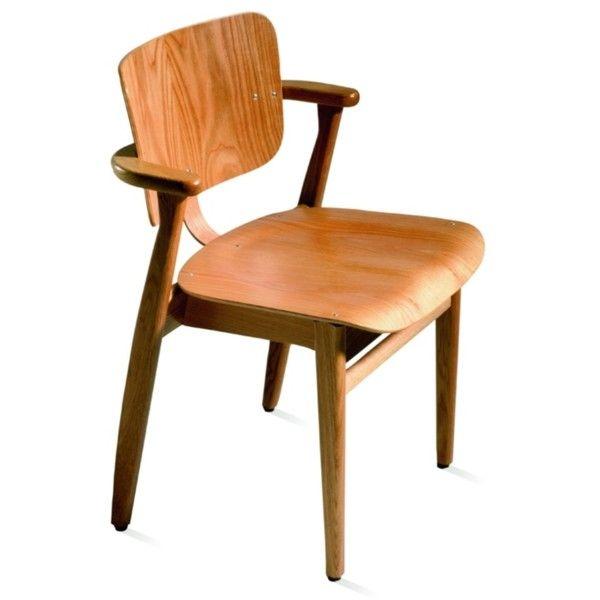 Modern Furniture : Ilmari Tapiovaara Stackable Chairs By Domus