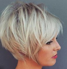 19.Short Funky Pixie Hairstyles                                                                                                                                                      More