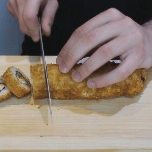 Crunchy Roll Sushi