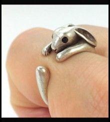 Δαχτυλίδι κουνέλι