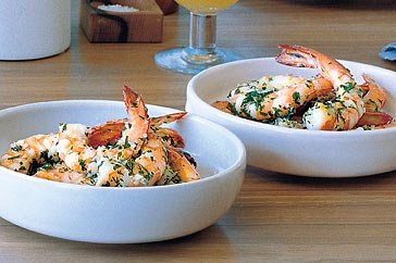Prawns with white wine garlic sauce..you can substitute prawns with pretty much anything!Garlic White, Wine Garlic, Wine Recipe, White Wines, Garlic Sauces You, Substitute Prawn, Garlic Sauceyou, Wine Sauces, Garlic Sauce'S You