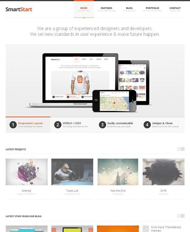 Mejores 142 imágenes de Temas y plantillas para Wordpress en ...