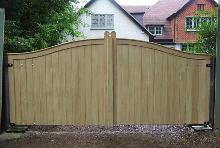 326 best images about driveway gates on pinterest entry for Motorized gates for driveways