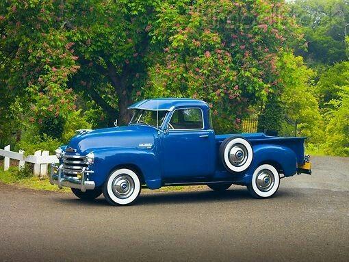1950 Chevrolet Pickup Chevrolet Pickup Pinterest