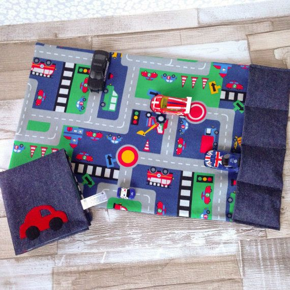 toy car mat childrens road play mat large size by mummalovesyou