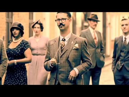 """""""Just Like a Chap"""" by Mr. B, The Gentleman Rhymer"""