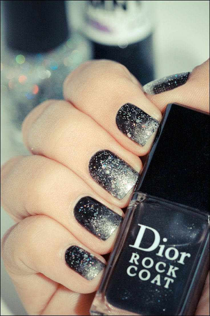 I really want to find these top coats like this!