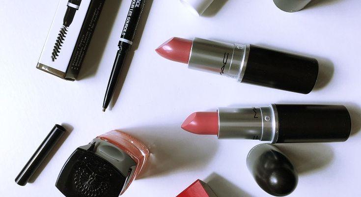 hot gossip lovelorn pink mac lipstick review swatches
