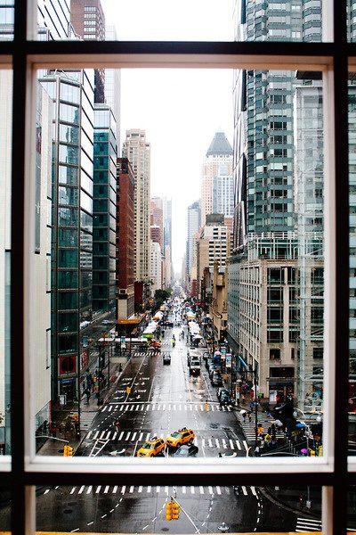 New York City dreaming