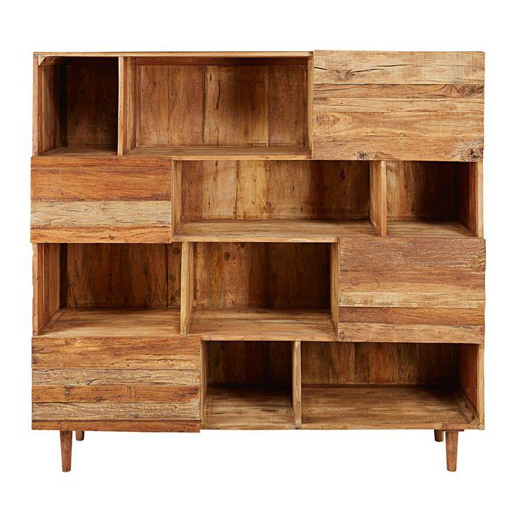 Oltre 25 idee originali per legno riciclato su pinterest - Mobili con legno riciclato ...