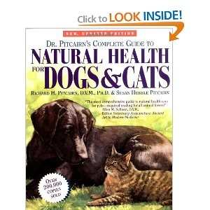 Dr. Pitcairn's Complete Guide to Natural Health for Dogs & Cats. Now completely updated and revised, this is an expanded edition of the classic natural pet-care book by veterinarian Richard H. Pitcairn and his wife Susan Pitcairn-- both renowned specialists in chemical-free nutrition, treatment and natural healing for pets. Written with the warmth and compassion that have won the Pitcairns a nationwide following, this guide will help you select the most compatible dog or cat for your own…