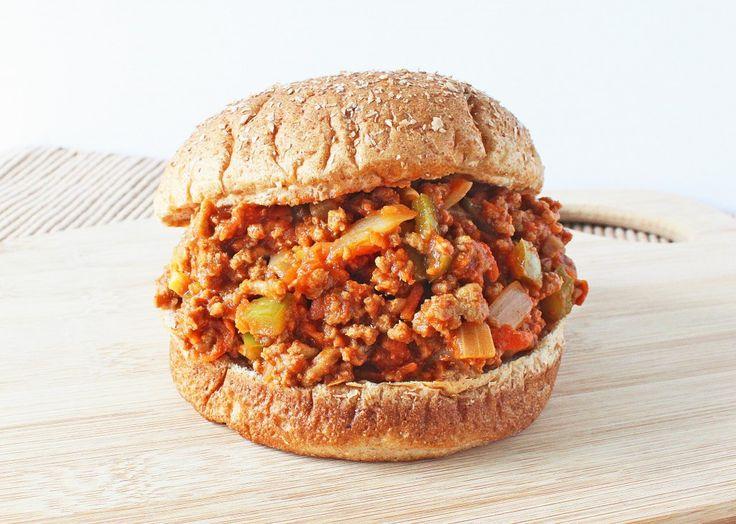 ... turkey meat sloppy turkey sloppy joes sloppy joe s healthy sloppy joes