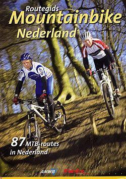 """Boek """"Routegids Mountainbike Nederland""""   ISBN: 9789018026783, verschenen: 2008, aantal paginas: 152"""
