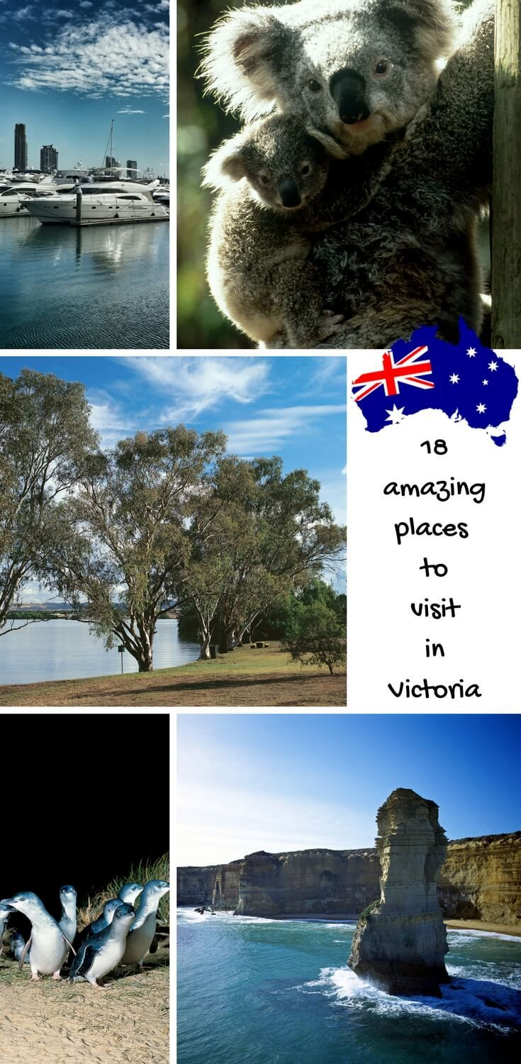 Victoria is home to such iconic sights as the Great Ocean Road and Phillip Island.  From beaches to bush, from mountains to islands there is something for everyone in this amazing state of Australia. As awesome as Melbourne is there is much more to this part of Australia.