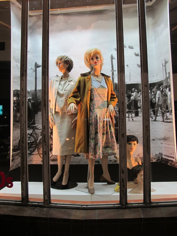 Purfex mannequins from the 1960's.