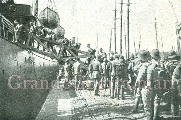 Regimento de Infantaria n.º 23 entretanto, no decurso da defesa das possessões nacionais na África Oriental, ameaçadas pelos alemães durante a 1ª Grande Guerra, a Infantaria madeirense sofreria a sua primeira baixa em combate.