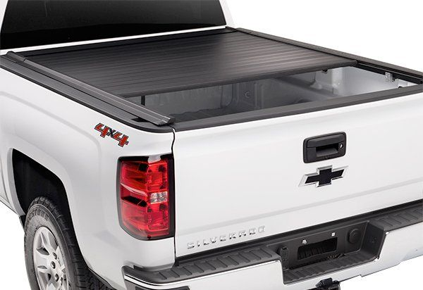 DNA MOTORING TTC-HARD-060 Truck Bed Top Hard Solid Tri-Fold Tonneau Cover