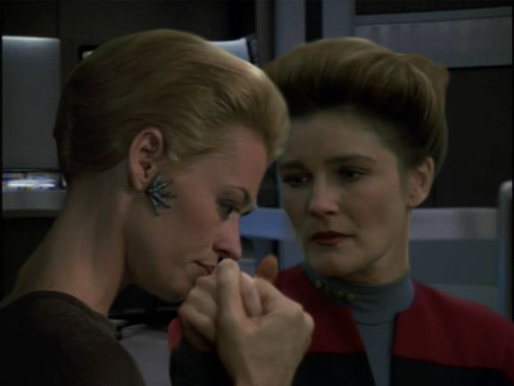 Just A Sexual Thing, a startrek: voyager