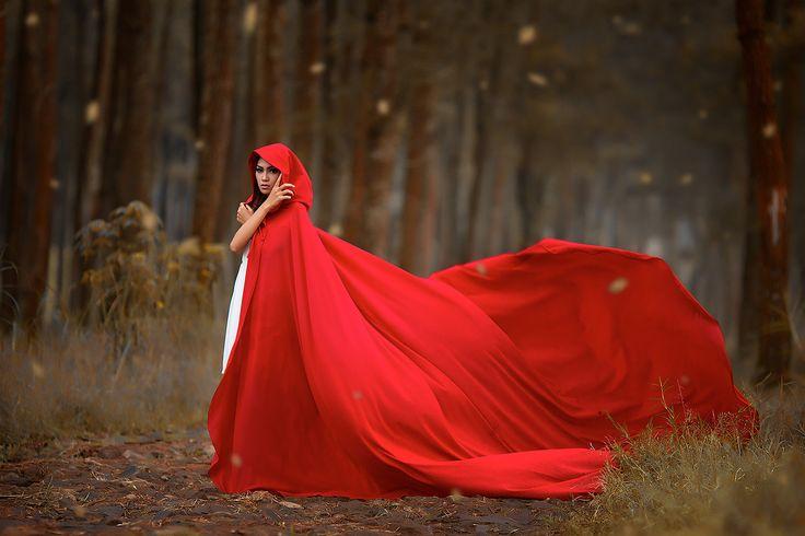 Red Riding Hood  - Photography | Eka's D'brandals
