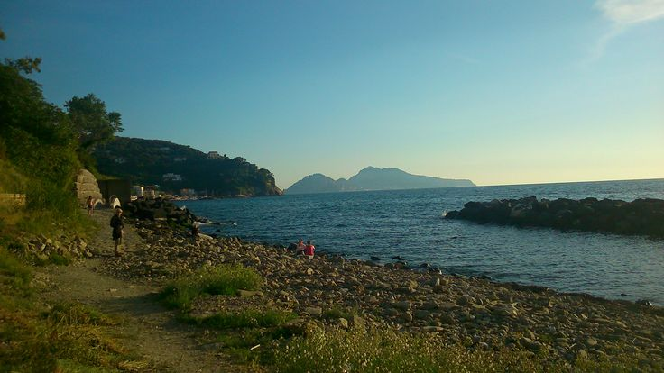 Marina Lobra, Halbinsel Sorrent bei Massalubrense